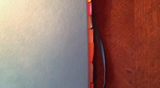 Un usage possible de «Bullet Journal» pour la recherche et l'enseignement